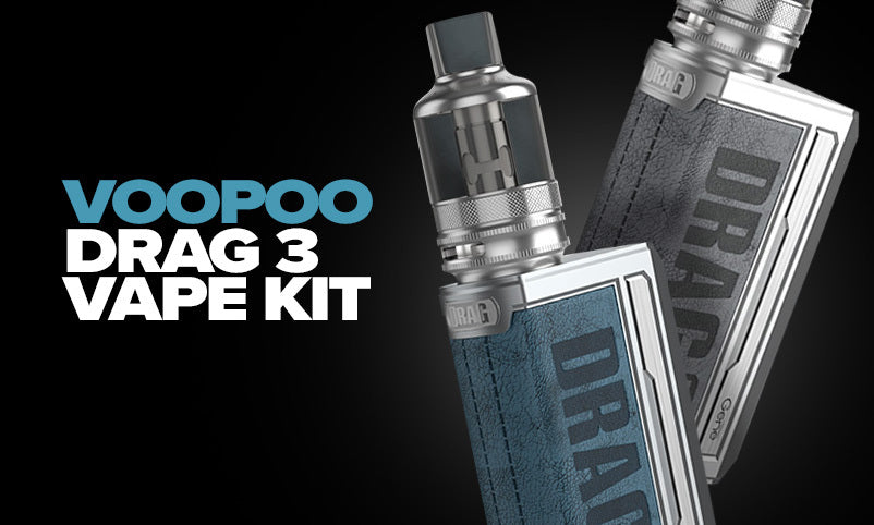 The Best Vape Kits of 2021 - Voopoo Drag 3