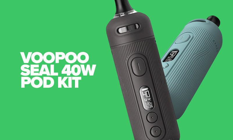 July's New Vape Kits You Probably Missed SEAL