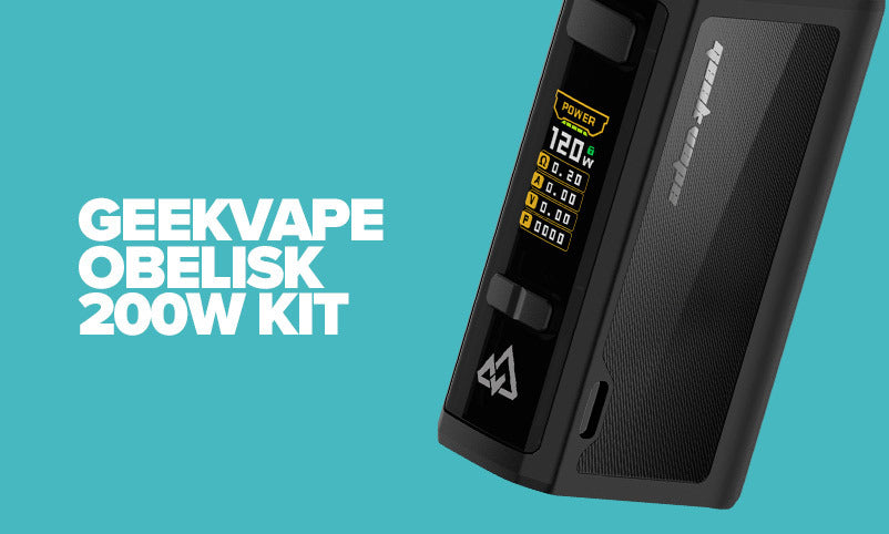July's New Vape Kits You Probably Missed GEEKVAPE