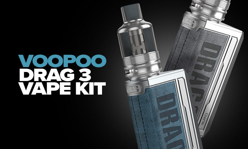 Roundup of February's Best New Products - Voopoo Drag 3