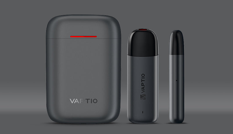 Vaptio AirGo - Product Design