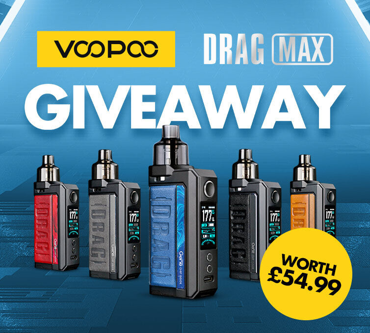 Voopoo Prize Draw