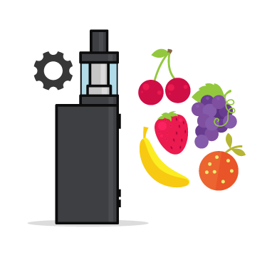 How to get the best flavour out of your e-cigarette