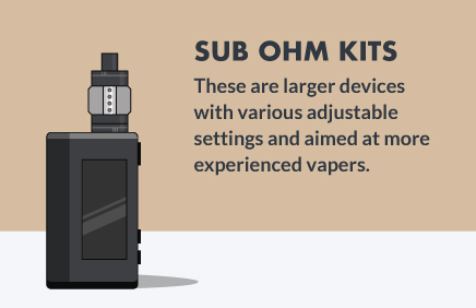 Sub Ohm Collection