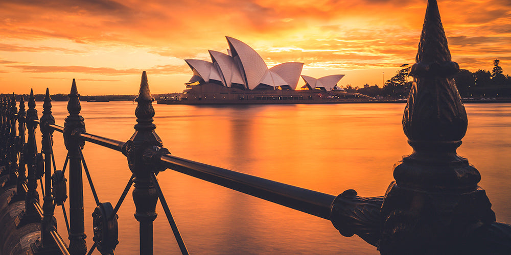 Sydney Sunset - Australia Vaping Blog