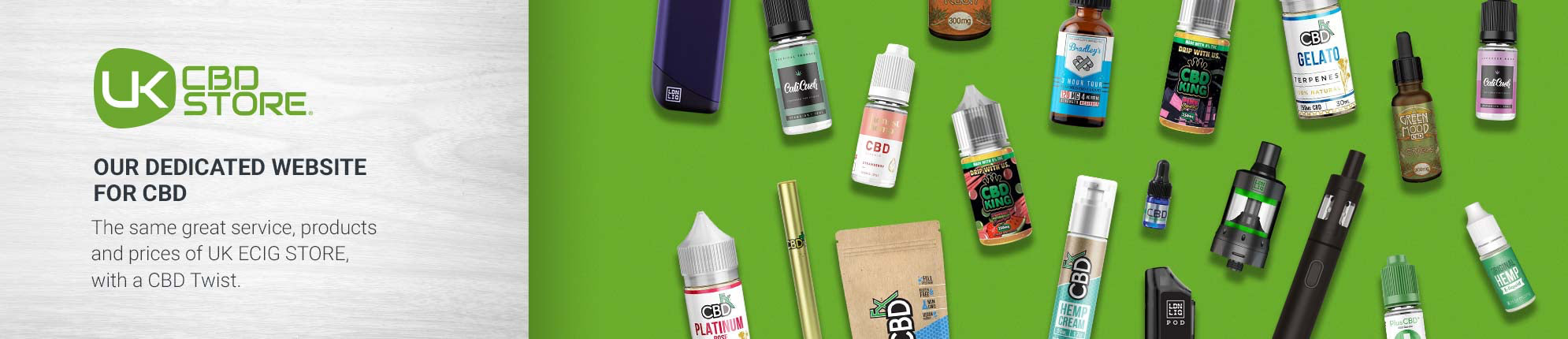 UK CBD Store - our sister site