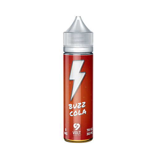 9 Volt Vapes - Buzz Cola 50ml Short Fill E-Liquid