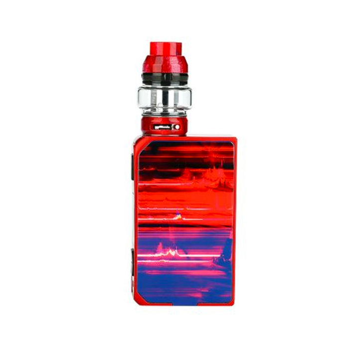 CoilART - Lux 200W 2ml Vape Kit - Red