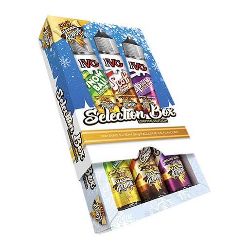 IVG 2019 Seasonal E-Liquid Range Selection Box