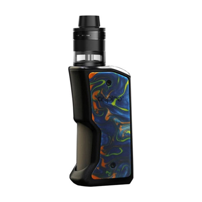 Aspire - Feedlink Revvo Squonk Kit-Black / Night Sky