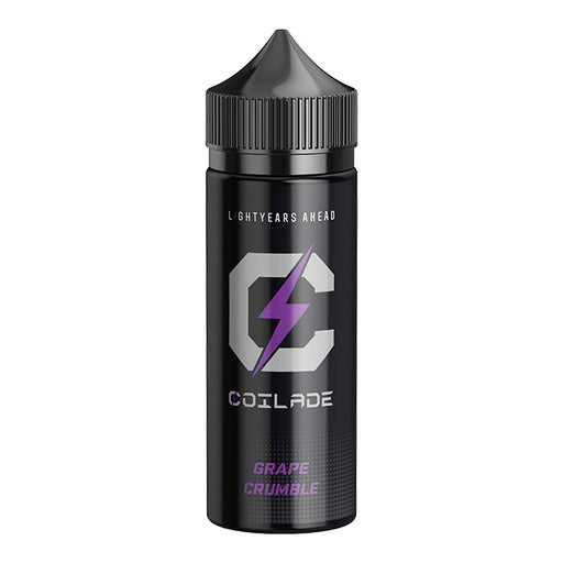 Coilade - Grape Crumble 100ml Short Fill E-Liquid