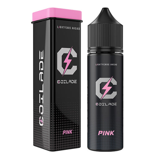 Coilade - Pink 50ml Short Fill E-Liquid