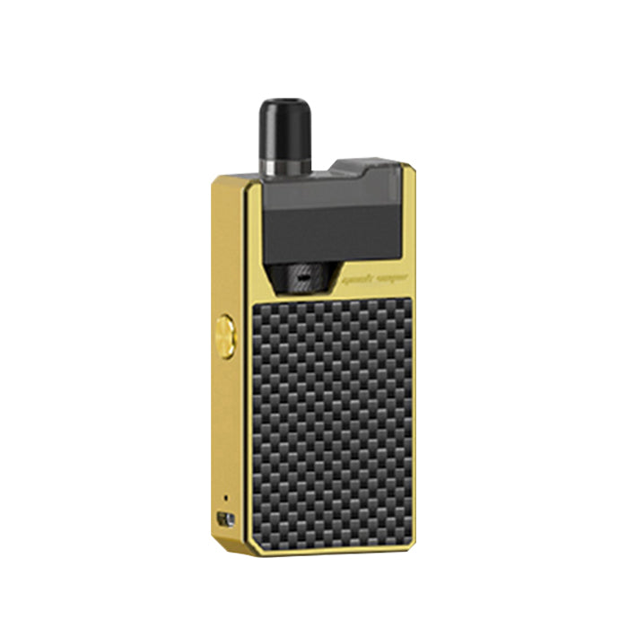 Geekvape - Frenzy Pod Vape Kit - Gold/Carbon Fibre
