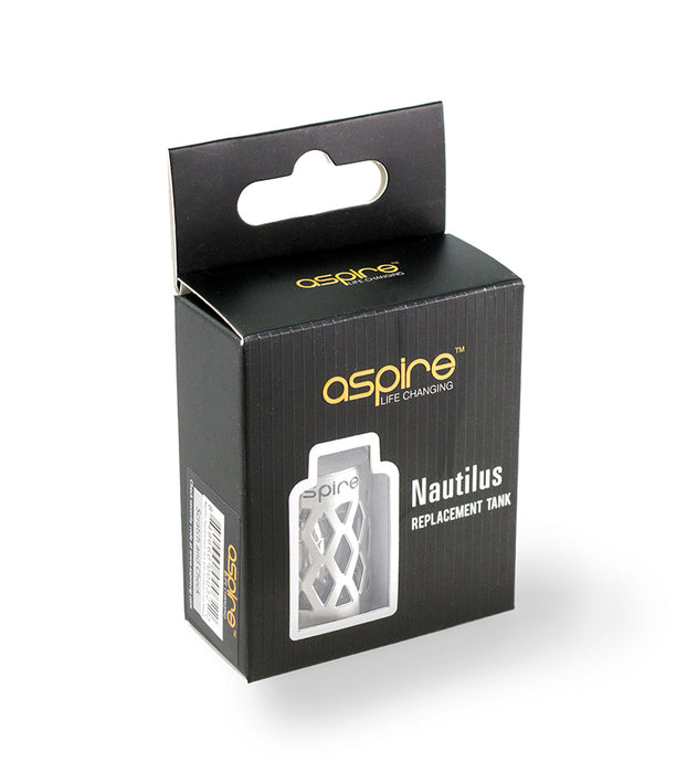 Aspire Nautilus Hollowed Out replacement Tank - Packaging