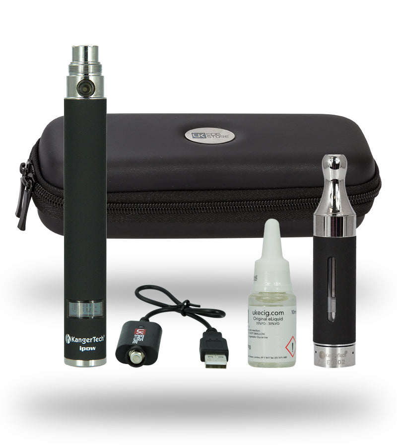The Kanger IPOW Kit - Black