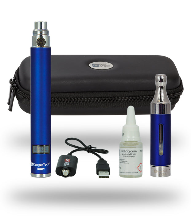 The Kanger IPOW Kit - Blue