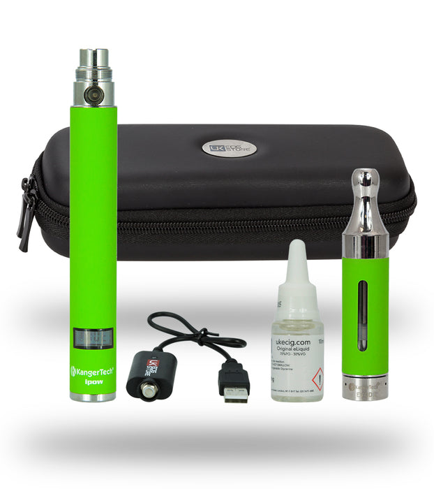 The Kanger IPOW Kit - Green