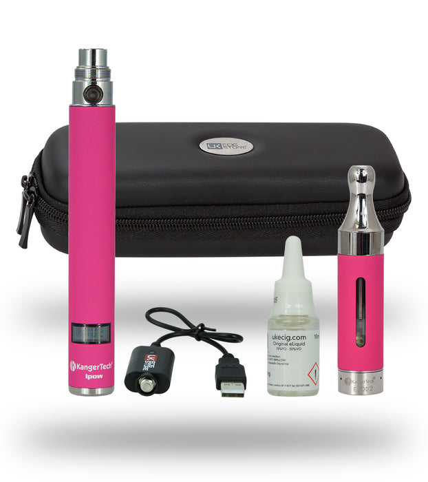 The Kanger IPOW Kit - Pink