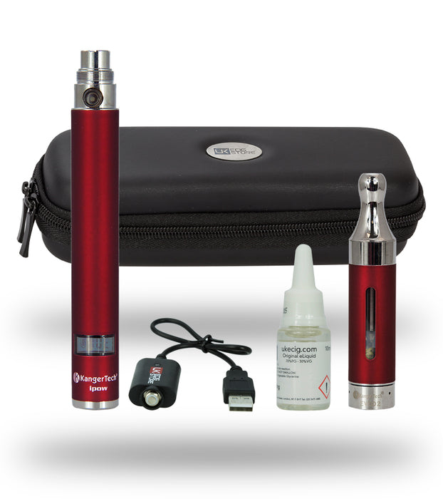 The Kanger IPOW Kit - Red