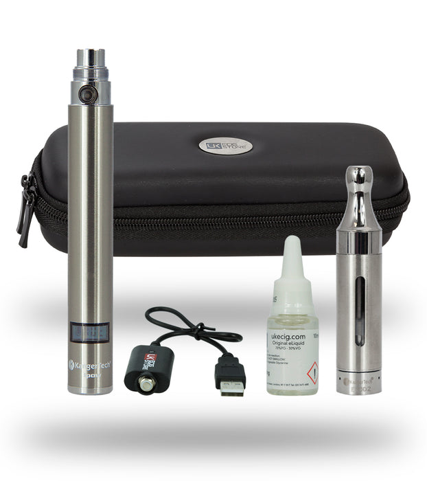 The Kanger IPOW Kit - Silver