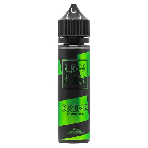 LDN LIQ - Grime 50ml Short Filled E-Liquid