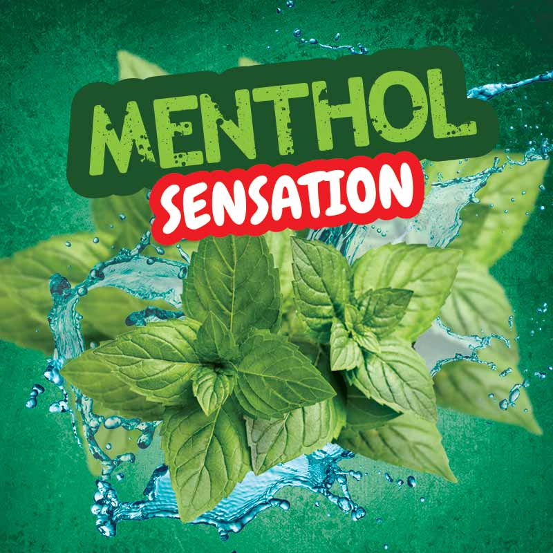 UK ECIG STORE Menthol Sensation