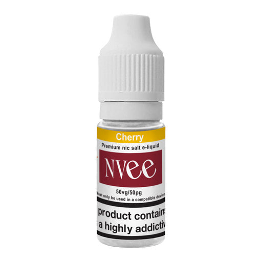 NVEE - Cherry 10ml E-Liquid - Bottle