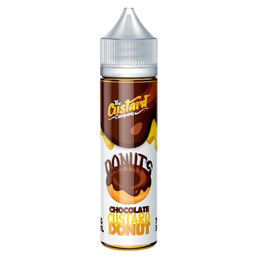 The Custard Company - Chocolate Donut 50ml Short Fill E-Liquid