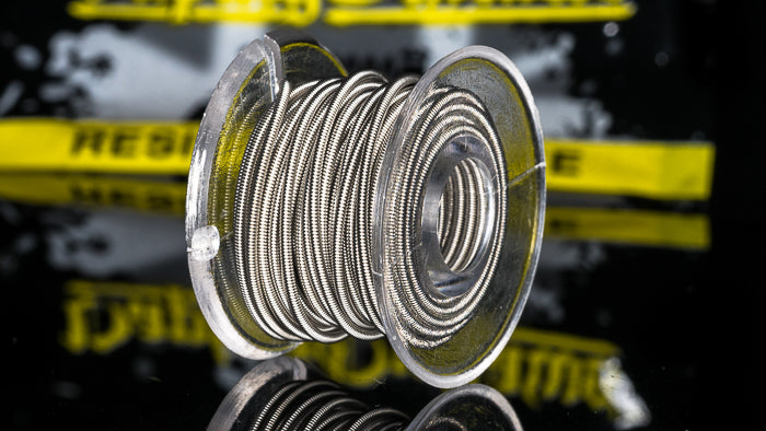 Vaping Outlaws SS Clapton Wire Roll 3M 28/24awg