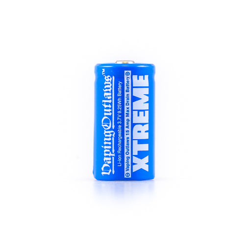 Vaping Outlaws Xtreme 18350 800mAh Battery