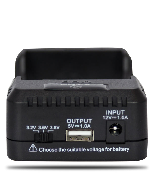 Xtar VP2 Multi-Functional LI-ION Battery Charger