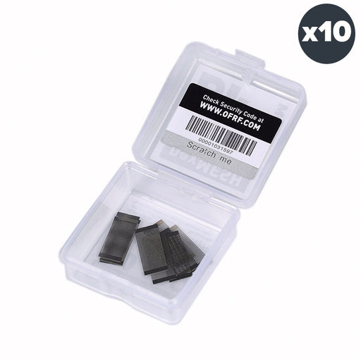 Wotofo - OFRF NexMesh 0.13 Ohm Mesh Strips (Pack of 10) - x 10