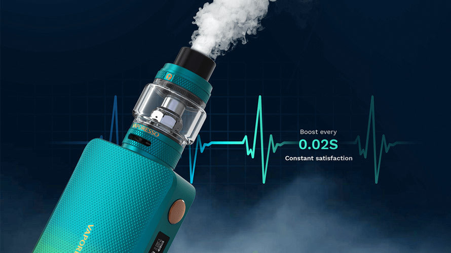 Vaporesso Gen S - Pulse Boost Mode