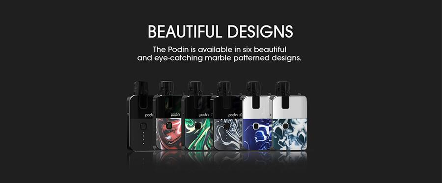 Innokin Podin Available in 6 Colours