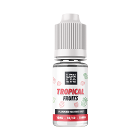 LDN LIQ Nic Salts Tropical Fruits 10ml E-Liquid
