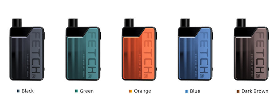 Smok Fetch Available in 5 Colours