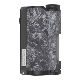 Dovpo - Topside Dual Carbon - Dual 18650 Regulated YiHi Squonk / BF 200W Mod