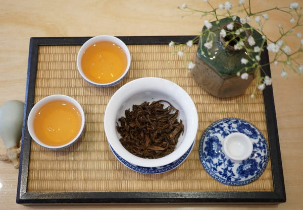 What is Pu erh Tea? Part 1 - Sheng and Shou