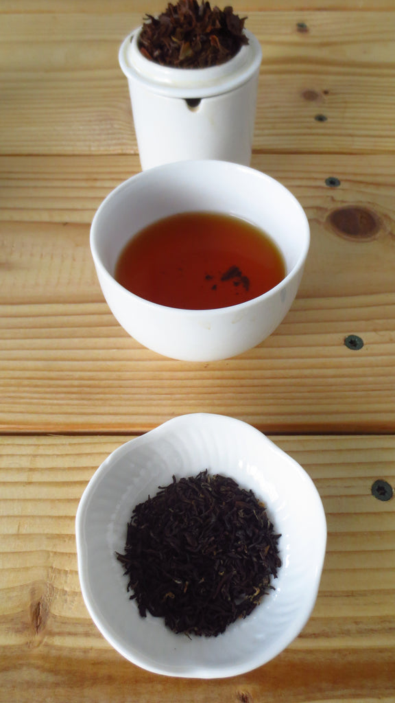 Muscatel Valley Darjeeling Tea
