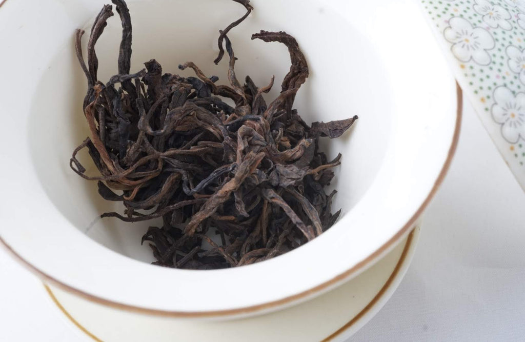 2006 Feng Qing Raw Pu-erh tea in gaiwan
