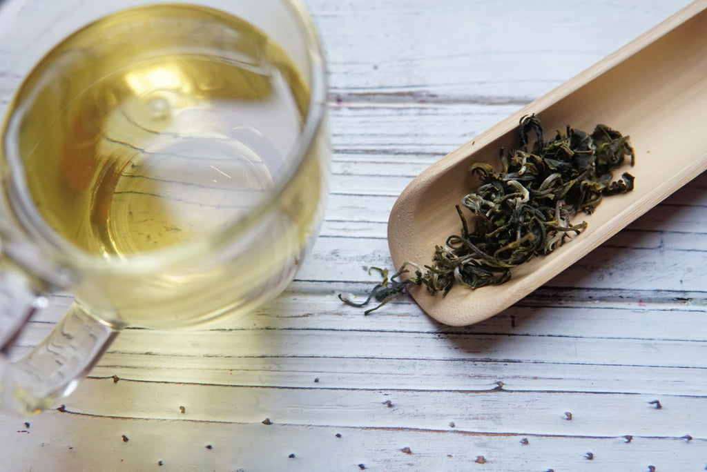 Himalayan Evergreen Nepal Green Tea for Intermittent Fasting
