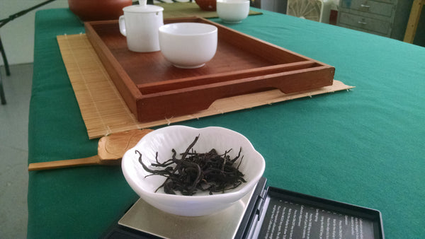 Himalayan Imperial Black from Jun Chiybari Tea Estate of Nepal.