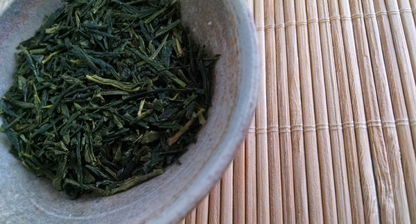 Our sencha from Miyakazi is a lightly steamed summer harvest.