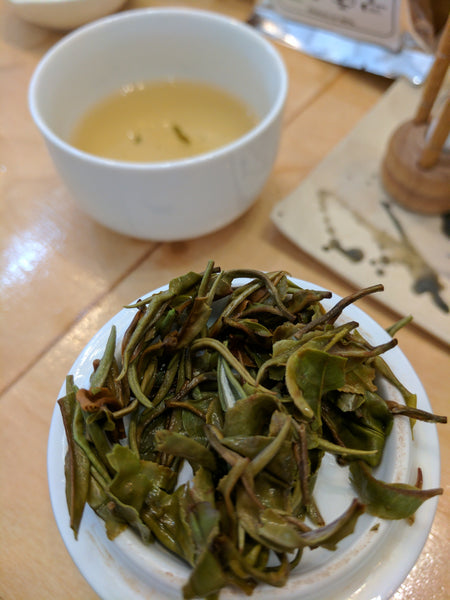 Jun Chiyabari Green tea