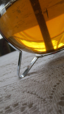 Photo of tea steeping