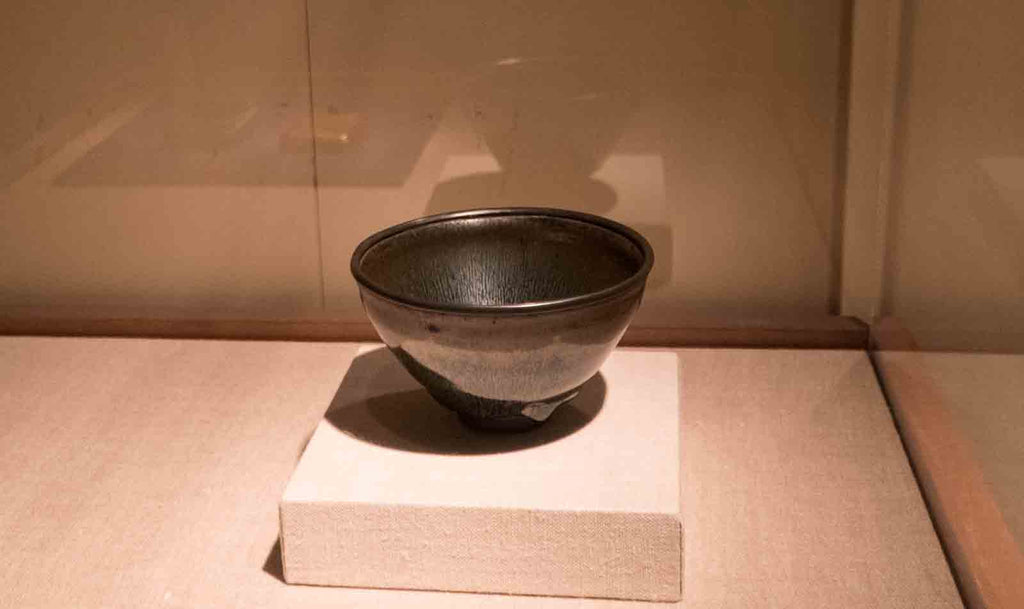 MET Kyoto Exhibition 2020 Song Dynasty chawan