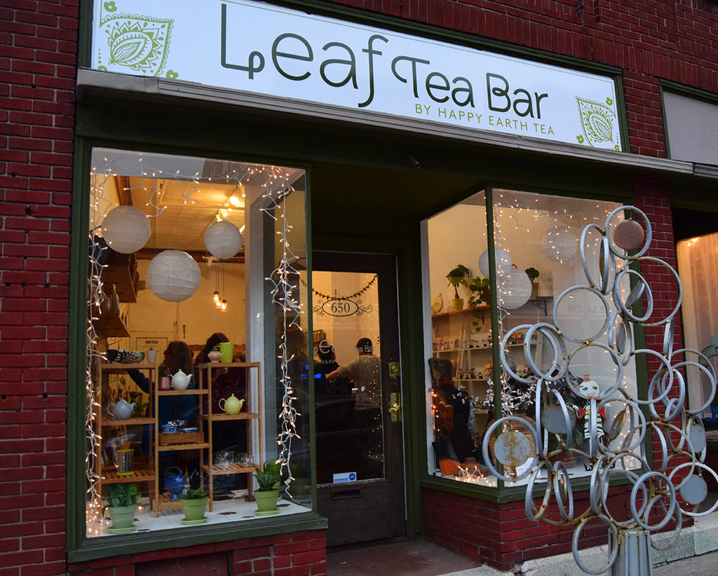 Leaf Tea Bar