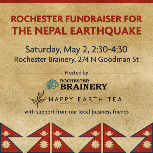Join us Rochester tea lovers!