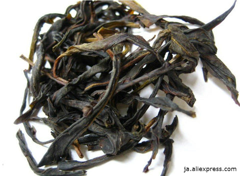 Photo of Feng Huang Dan Cong (Phoenix Oolong) Tea Leaves