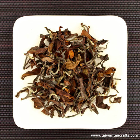 Photo of Bai Hao/Dong Fang Mei Ren (Oriental Beauty) Tea Leaves